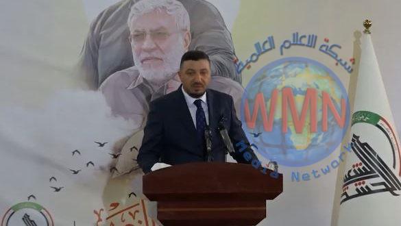 نائب محافظ صلاح الدين: القادة الشهداء قدموا تضحيات كبيرة وسنواصل مسيرتهم بالبناء والاعمار