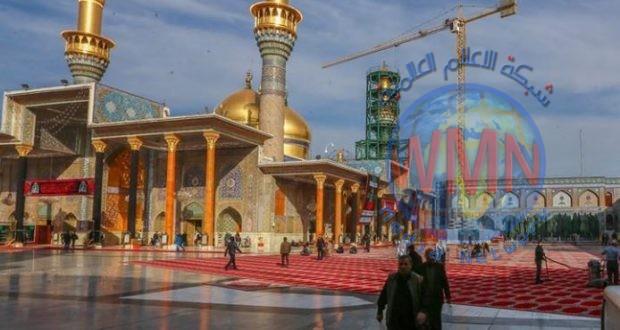 الصحن الكاظمي الشريف يحتضن جلسات قرآنية بمناسبة أربعينية القادة الشهداء