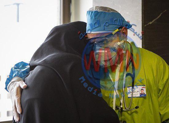 عجوز ايرانية عمرها 103 اعوام تتعافى من كورونا