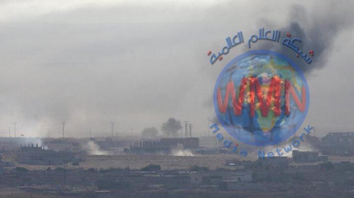 تركيا تواصل انتهاكاتها وتستهدف 82 موقعا للجيش السوري