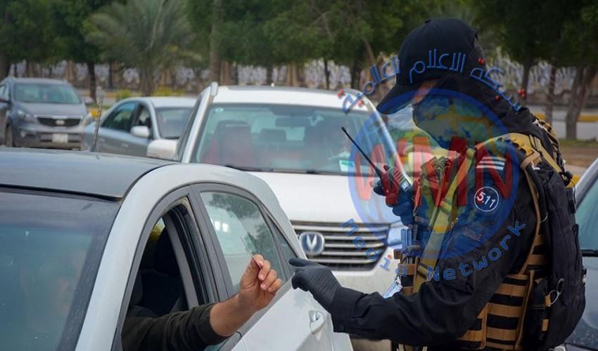 حجر 15 شرطي وممرضة في كربلاء للاشتباه باصابتهم بفيروس كورونا