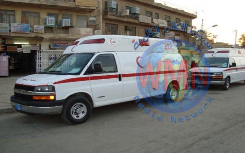 حجر 7 حالات جديدة مشتبه اصابتها بفيروس كورونا بمستشفى زايد في بغداد