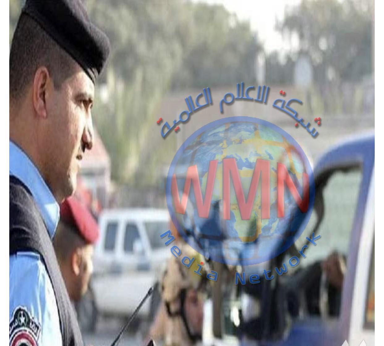وزير الصحة جعفر علاوي يعقد اجتماعا في وزارة الصحة مع قائد عمليات بغداد اللواء عبد الحسين التميمي