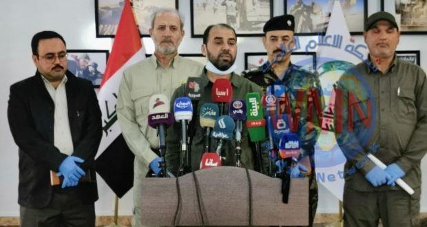 حملة وعي: الحشد بالتنسيق مع الجهات الطبية عفر أكثر من 2000 موقع في عموم محافظات العراق