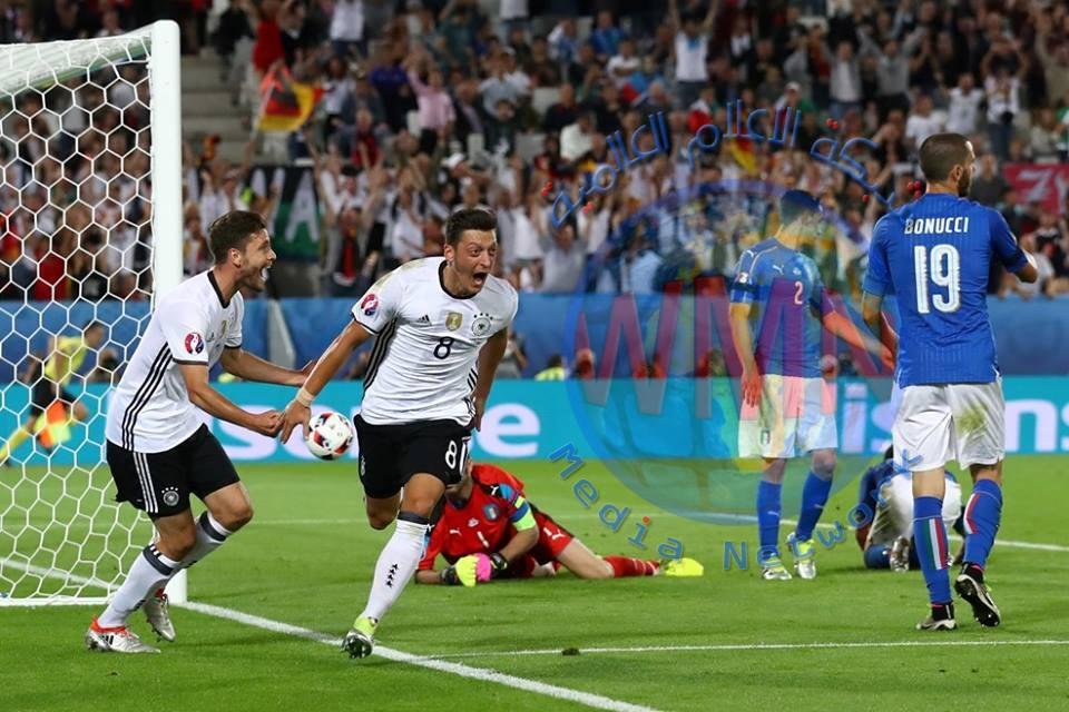 مباراة المانيا وإيطاليا تخطف الأضواء من كورونا