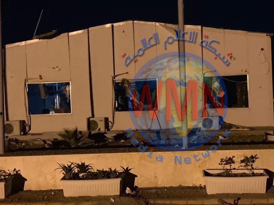 العتبة الحسينية ترجح استخدام أميركا أسلحة جرثومية او كيمياوية بقصف مطار كربلاء