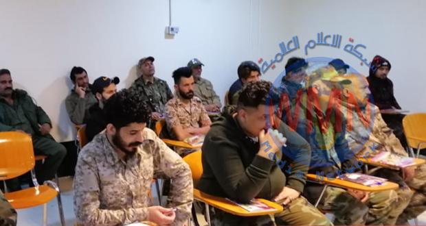 مدرسة التدريب العسكري للحشد تستأنف برنامجها التدريبي السنوي لكافة التشكيلات