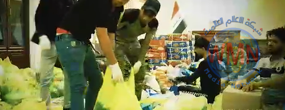 """خلال 5 أيام.. """"حملة المهندس"""" توزع 2000 حصة غذائية لعوائل الشهداء والجرحى بالوسط والجنوب"""