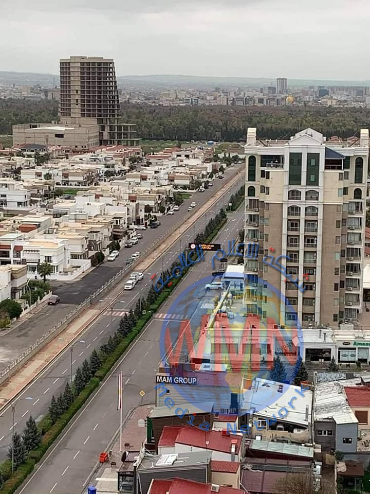 كردستان تسجل 12 إصابة جديدة بكورونا