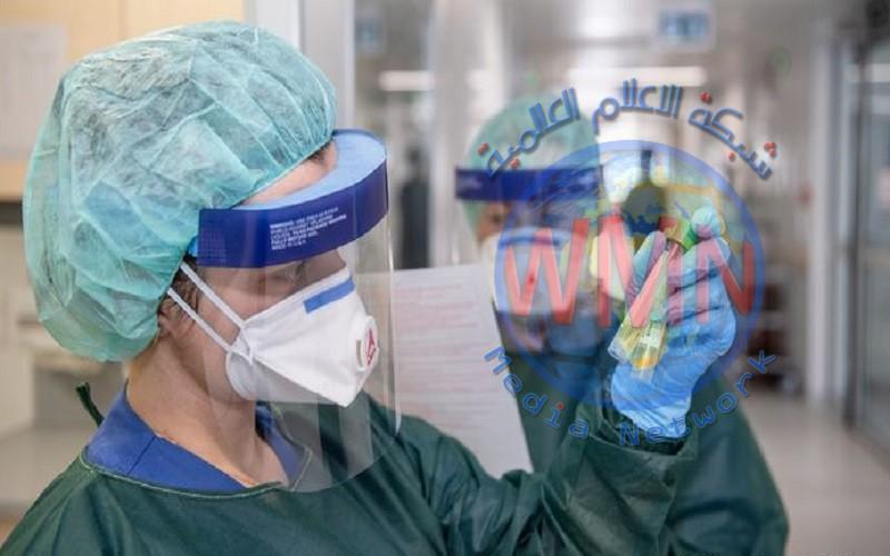 وزارة الصحة تعلن تسجيل 8 حالات جديدة مصابة بفيروس كورونا في بغداد والنجف
