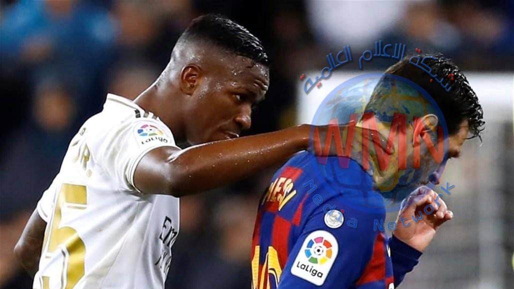ريال مدريد يستعيد هيبتهُ ويٌسقط برشلونة في كلاسيكو الارض