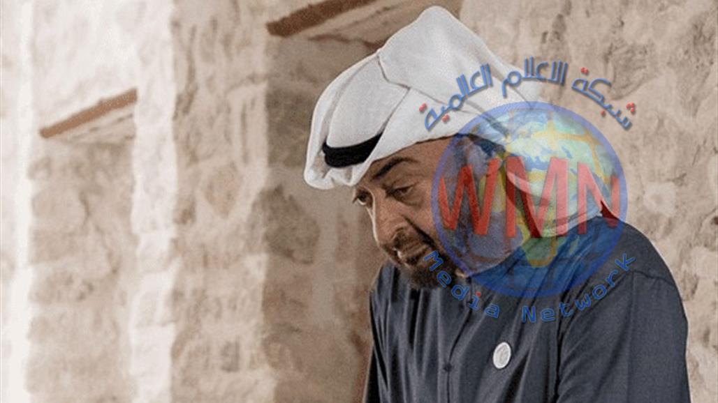 """انباء تتحدث عن اصابة """"محمد بن زايد"""" بكورونا"""