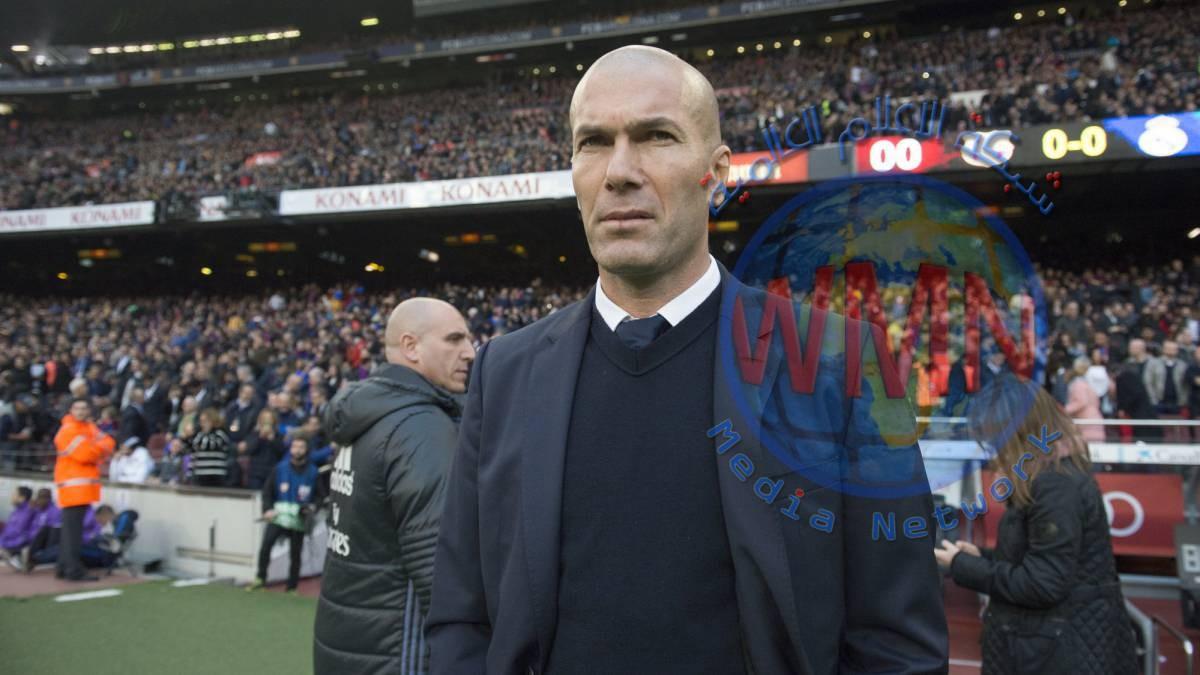 زيدان يوجه طلبًا لنجوم ريال مدريد رغم تعليق الليجا