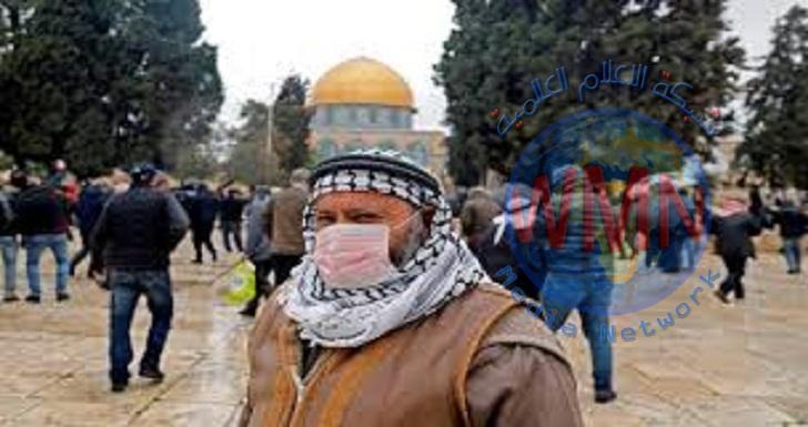 ارتفاع عدد المصابين الفلسطينيين بفيروس كورونا إلى 73 شخصا