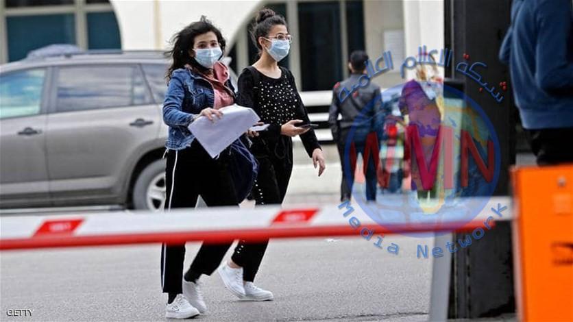 لبنان: ارتفاع إصابات كورونا إلى 446 حالة