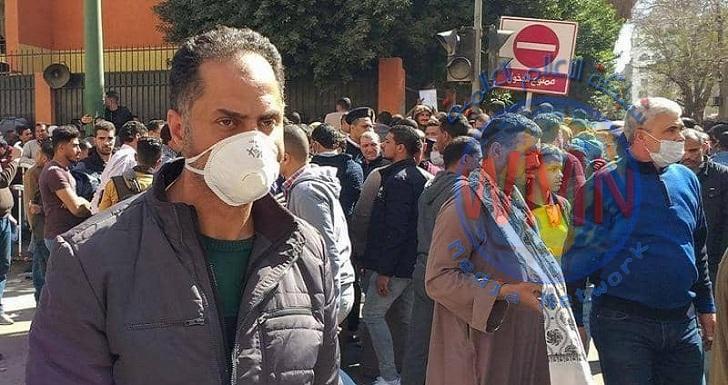 مصر تعلن ارتفاع عدد المصابين بكورونا الى 59 شخصا