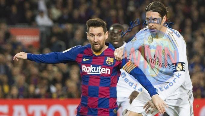 التشكيل المتوقع لكلاسيكو الأرض بين ريال مدريد وبرشلونة