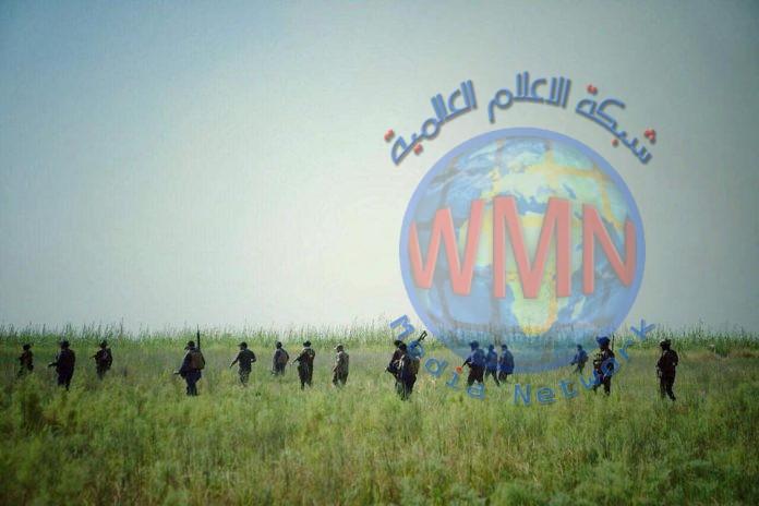 القوات الامنية تداهم مناطق يعتقد انها تحوي على خلايا لارهابي داعش غربي الانبار