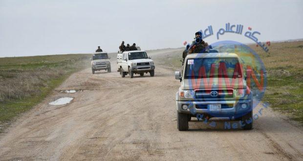 الحشد الشعبي يعثر على مضافة لداعش بعملية استباقية في صحراء الرزازة