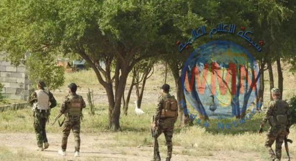 الحشد الشعبي ينفذ عملية أمنية شمال شرق سامراء (صور)