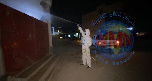 """بالصور.. الحشد الشعبي يعفر """"الصالحية"""" في قضاء شط العرب"""