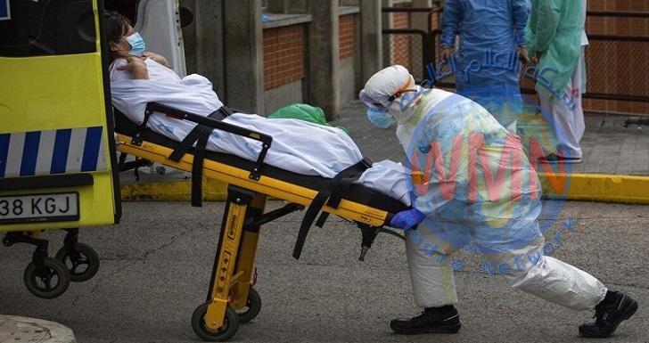 إسبانيا: وفيات كورونا تتجاوز الـ18 ألف شخص