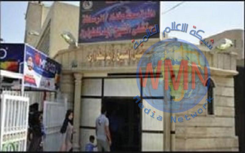 حجر 27 حالة مشتبه اصابتها بكورونا في مستشفى زايد ببغداد