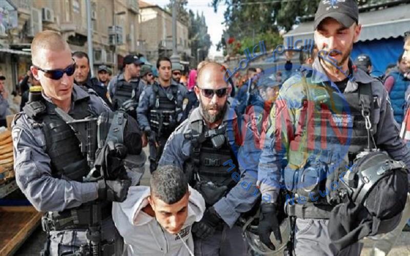 الاحتلال الصهيوني اعتقلت 250 فلسطينيا بينهم 54 طفلا خلال آذار الماضي