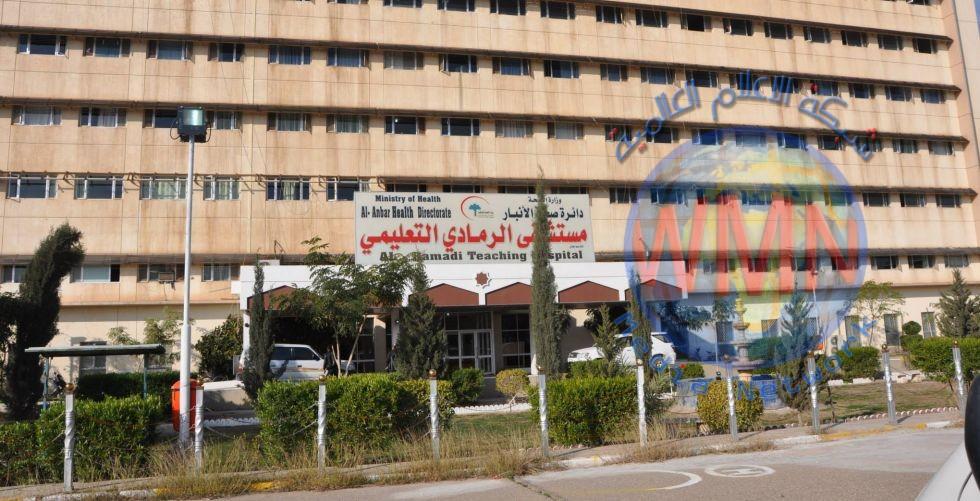 وزارة الصناعة تُجهز صحة الأنبار بـ 100 قنينة أوكسجين
