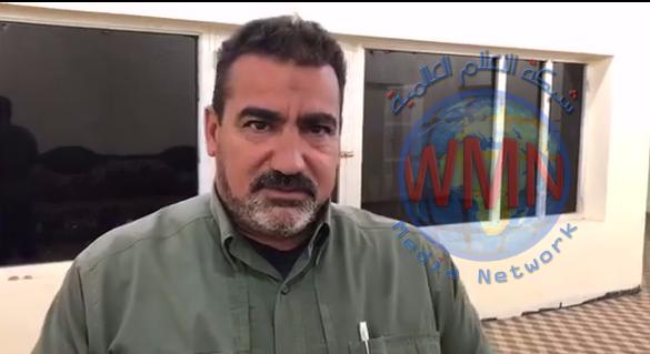 """الحشد الشعبي يلقي القبض على قيادي بـ""""داعش"""" غرب الانبار"""