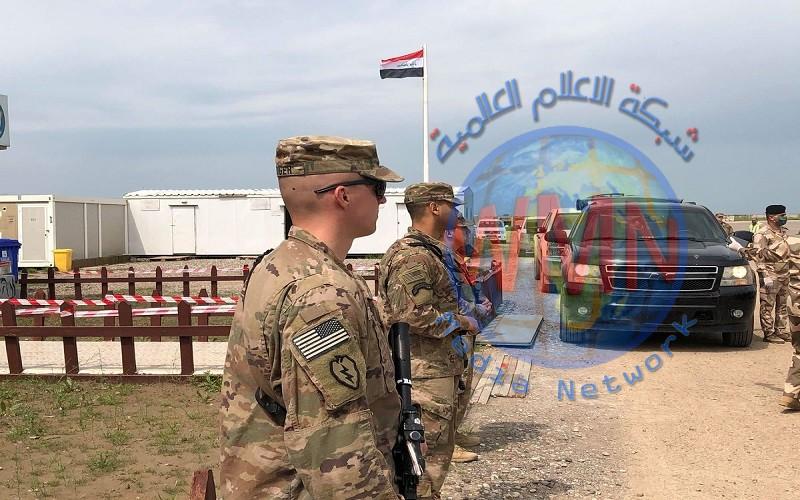 العمليات المشتركة: أربع دول انسحبت من 4 مواقع عسكرية وهناك جدول لتسلم اخرى