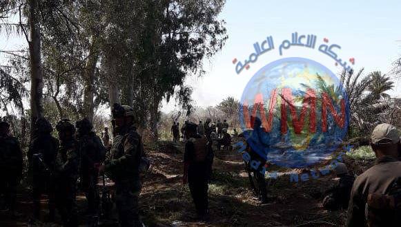 الحشد الشعبي يعثر على 4 مضافات لداعش ويرفع 10 عبوات ناسفة شمال المقدادية