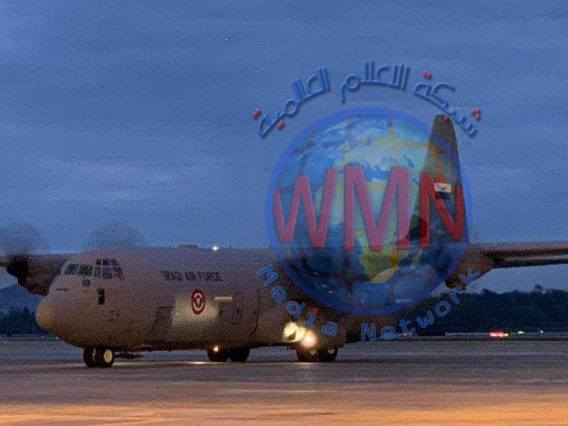 طائرة من وزارة الدفاع العراقية تصل الى الصين لجلب معدات ومستلزمات لمكافحة وباء كورونا