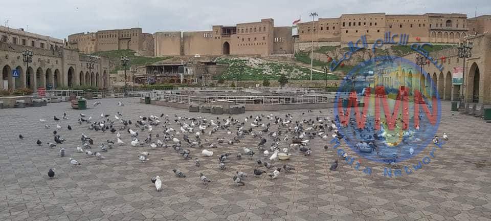 كردستان تمدد الحظر الصحي إلى الثاني من أيار المقبل