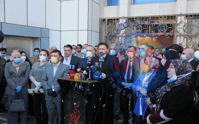 الأزمة النيابية: سنوفر الغطاء القانوني لكل القرارات المفيدة بإنحسار كورونا