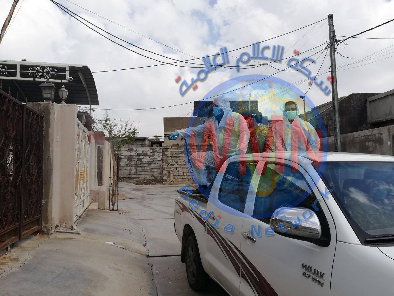 اللواء 16 بالحشد الشعبي يعفر 4 مناطق في كركوك (صور)
