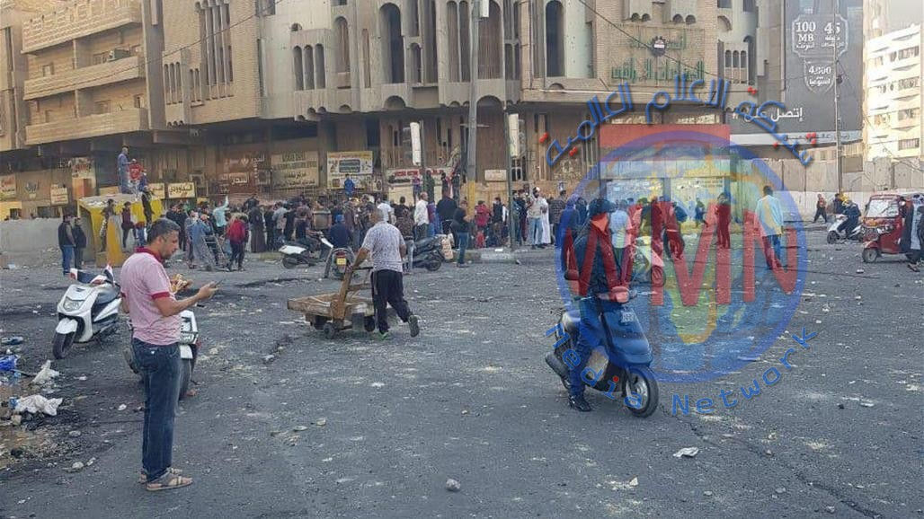 قائد شرطة بغداد ينفي حدوث مصادمات بالخلاني ويوضح ما حصل