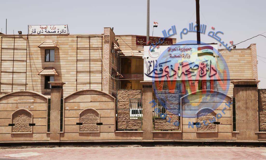 صحة ذي قار ترسل 25 عينة الى مختبرات بغداد يشتبه اصابتها بكورونا