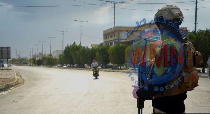 قائد شرطة كربلاء: السيطرات الخارجية ستغلق بالصبات الكونكريتية