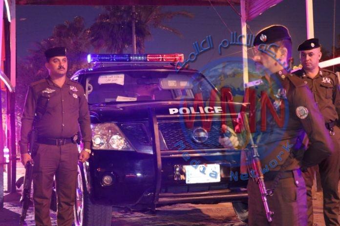 نجدة بغداد تلقي القبض على 159 مخالفا لحظر التجول