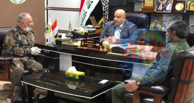 محافظ صلاح الدين: الحشد له فضل كبير بالتصدي لداعش وبسط الأمن في المحافظة