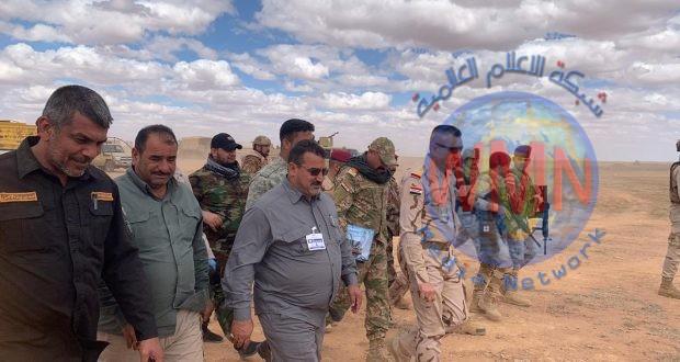 """الحشد والجيش يقتلان ثلاثة عناصر من داعش غرب الانبار ضمن عملية """"رمضان الثانية"""""""