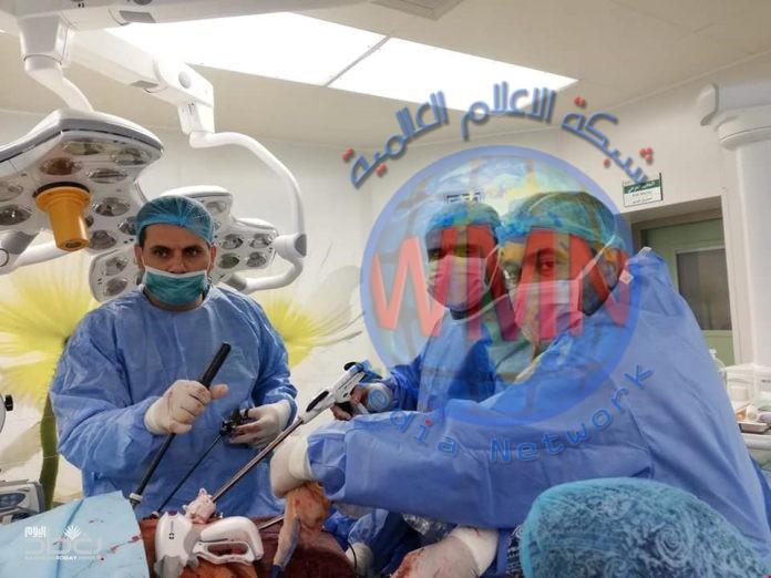 طبيب سوري يجري عملية معقدة لعراقية تزن 356 كغ