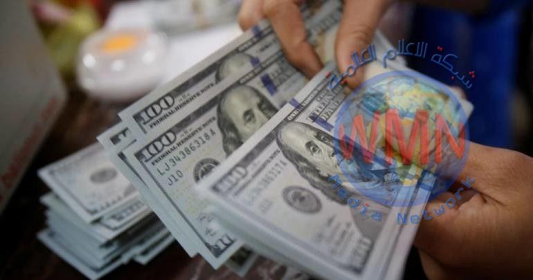 أسعار صرف الدولار تسجل انخفاضاً في السوق العراقية