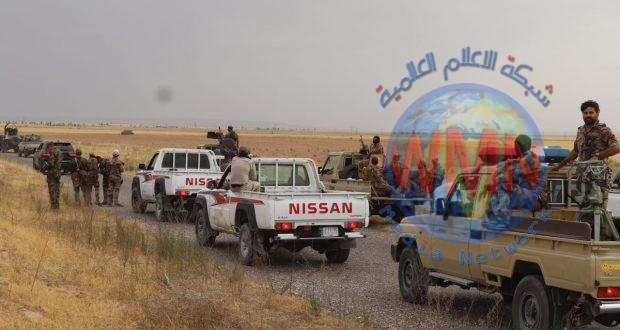 الحشد والقوات الأمنية ينهيان عملية ناجحة شمال غرب تكريت