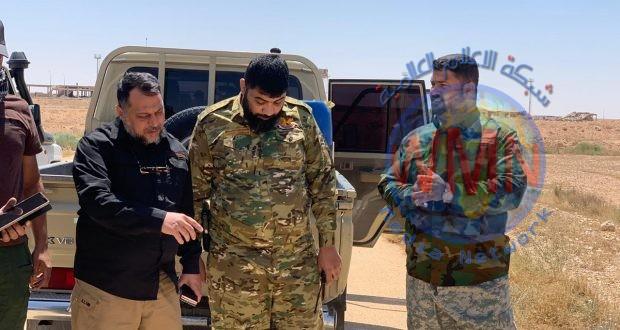 انتهاء عملية اسود الصحراء بتطهير عدة مناطق وقتل خمسة إرهابيين وتفجير عجلة مفخخة غرب الانبار