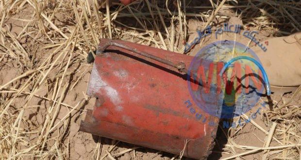 اللواء 47 بالحشد يعثر على مخبأ للسلاح والعتاد والصواريخ في جرف النصر