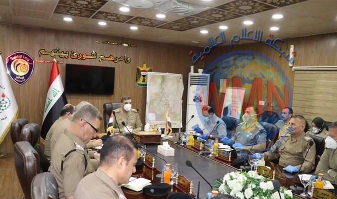 قائد شرطة بغداد : سنعتقل أي مخالف لتوجيهات الصحة حتى وان كان يحمل استثناءً