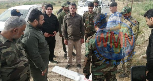 الحشد والقوات الأمنية يطهران ناحية مكيشيفة بالكامل ويدمران عددا من المضافات التابعة لداعش