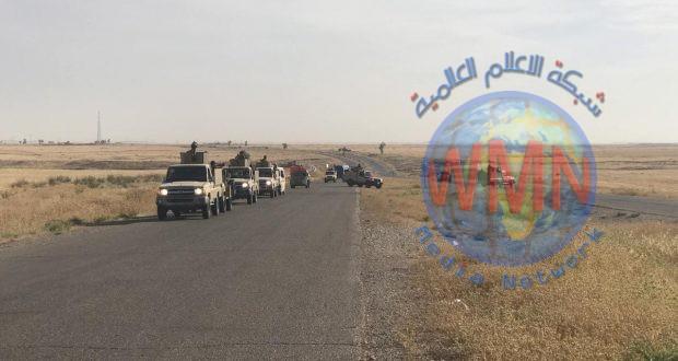 الحشد ينهي عملية ناجحة في نينوى ويحبط مخططا إرهابيا لاستهداف المدنيين